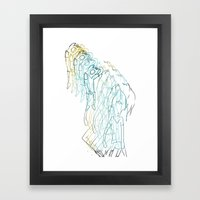 Finn's Dream Framed Art Print