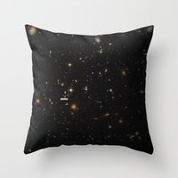 THE UNIVERSE - Space | T… Throw Pillow