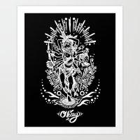 West Kali Art Print