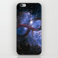 Infinty and Beyond iPhone & iPod Skin