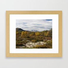 Snohetta Framed Art Print