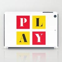 Play iPad Case
