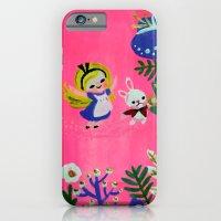 Alice Fan Art iPhone 6 Slim Case