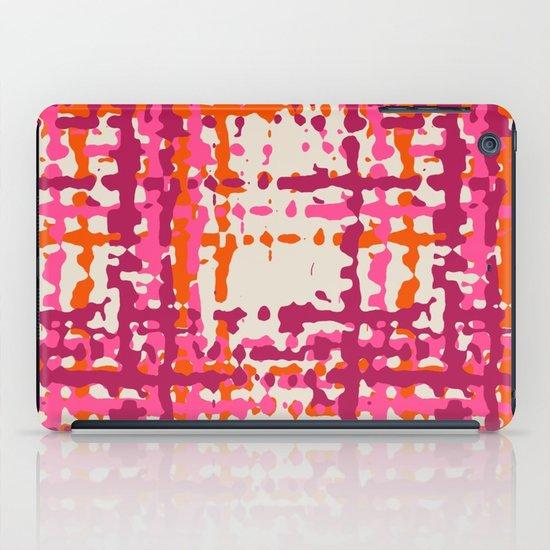 hot weave iPad Case