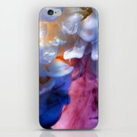 Milk petals iPhone & iPod Skin