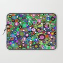 In Circles Laptop Sleeve