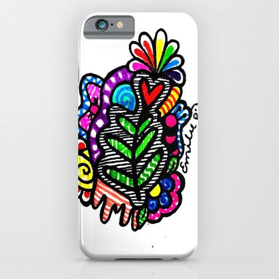 Rainbow Doodle iPhone & iPod Case