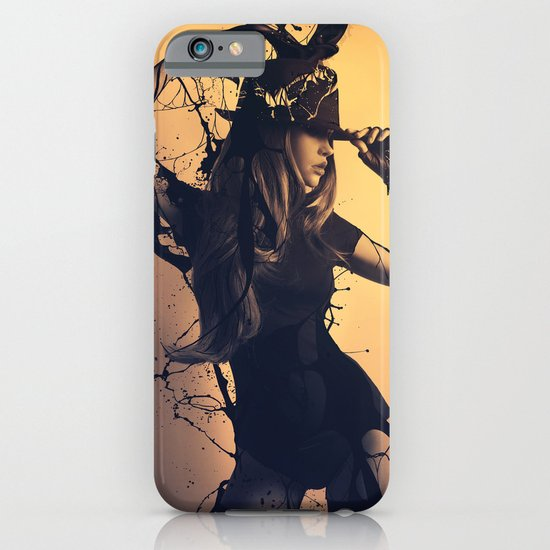 Beauty Reverie iPhone & iPod Case
