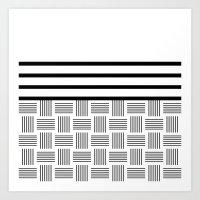 postrance v.2 Art Print