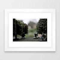 Thaelar The Hobbit Framed Art Print