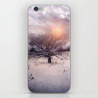 Lone Tree Love II iPhone & iPod Skin