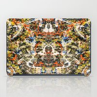 Reflecting Pollock 2 iPad Case