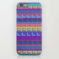 iPhone & iPod Case featuring Kaleidoscope by JuliHami