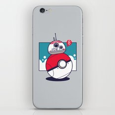 PB-8 iPhone & iPod Skin