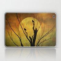 Red Sky at Night Laptop & iPad Skin