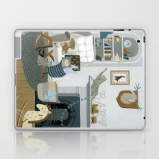 Baby Animal Nursery Laptop & iPad Skin