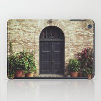 Courtyard Door iPad Case