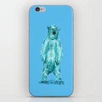 Tron iPhone & iPod Skin