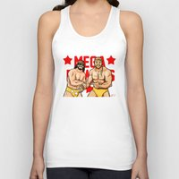 Mega Powers, Hulk Hogan … Unisex Tank Top