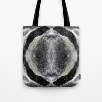 Waterfall Mandala Tote Bag