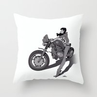 WroOAam Throw Pillow