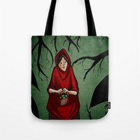 Lost in the Fog Tote Bag