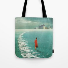Waiting For The Cities To Fade Out Tote Bag