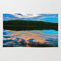Evening Reflection Rug