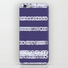 Sequenced iPhone & iPod Skin