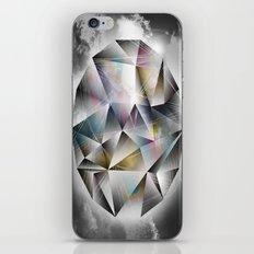 Polygon Heaven iPhone & iPod Skin