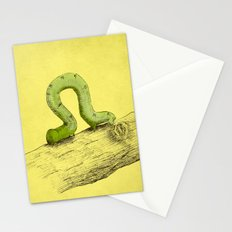 Inchworm Stationery Cards