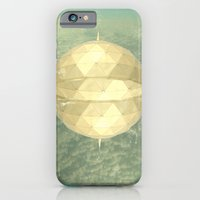 iPhone & iPod Case featuring Space Dome by akamundo