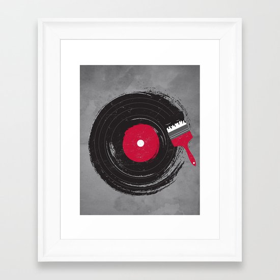 Art of Music Framed Art Print