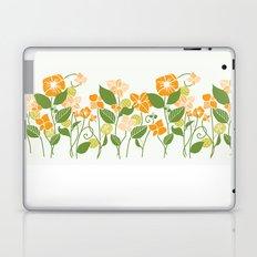 Karis Flowers Laptop & iPad Skin