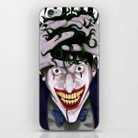 The Killing Joke iPhone & iPod Skin