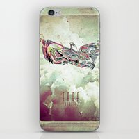 Free Yourself Eagle iPhone & iPod Skin
