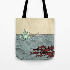 Paper Cranes Tote Bag