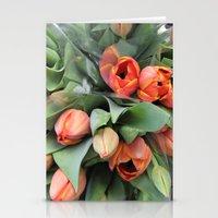 Nieuwmarkt Tulips Stationery Cards