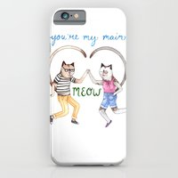 You're My Main Meow iPhone 6 Slim Case