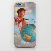 iPhone & iPod Case featuring The World Needs Something by Alicia Ortiz
