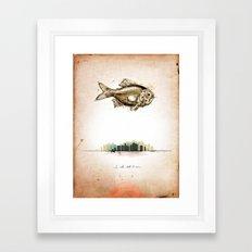 First Print... Framed Art Print