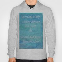 A Positive Difference Hoody
