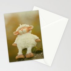 Just Sitting in the Evening Sun Stationery Cards
