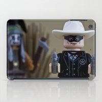 Lone Ranger iPad Case