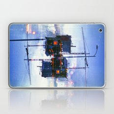 America ducking the question of origins (35mm multiple exposure) Laptop & iPad Skin