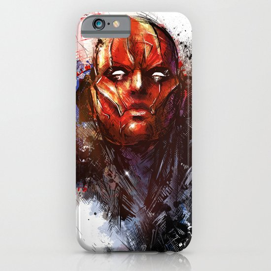 Red Hood iPhone & iPod Case