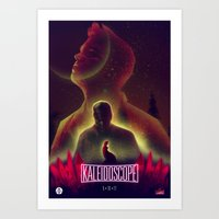 Kaleidoscope Theatrical … Art Print