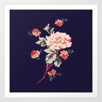 Bouquet | Floral Art Print
