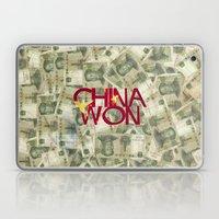 China Won Laptop & iPad Skin