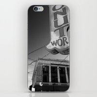 Donut World : Inner Suns… iPhone & iPod Skin